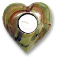 Aragoniet sfeerlicht, hart 10 cm