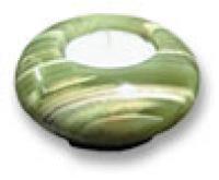 Aragoniet sfeerlicht rond 7,5 cm