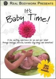 It's Baby Time, DVD