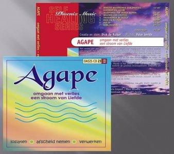 Agape, rouwverwerking/omgaan met verlies, CD