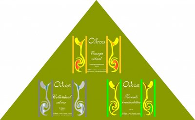 Gouden driehoek voor je gezondheid
