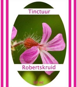 Robertskruid tinctuur