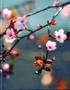 Cherry-Blossom-Notitieboek